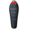 Yeti V.I.B. 800 Sleeping Bag M red/black